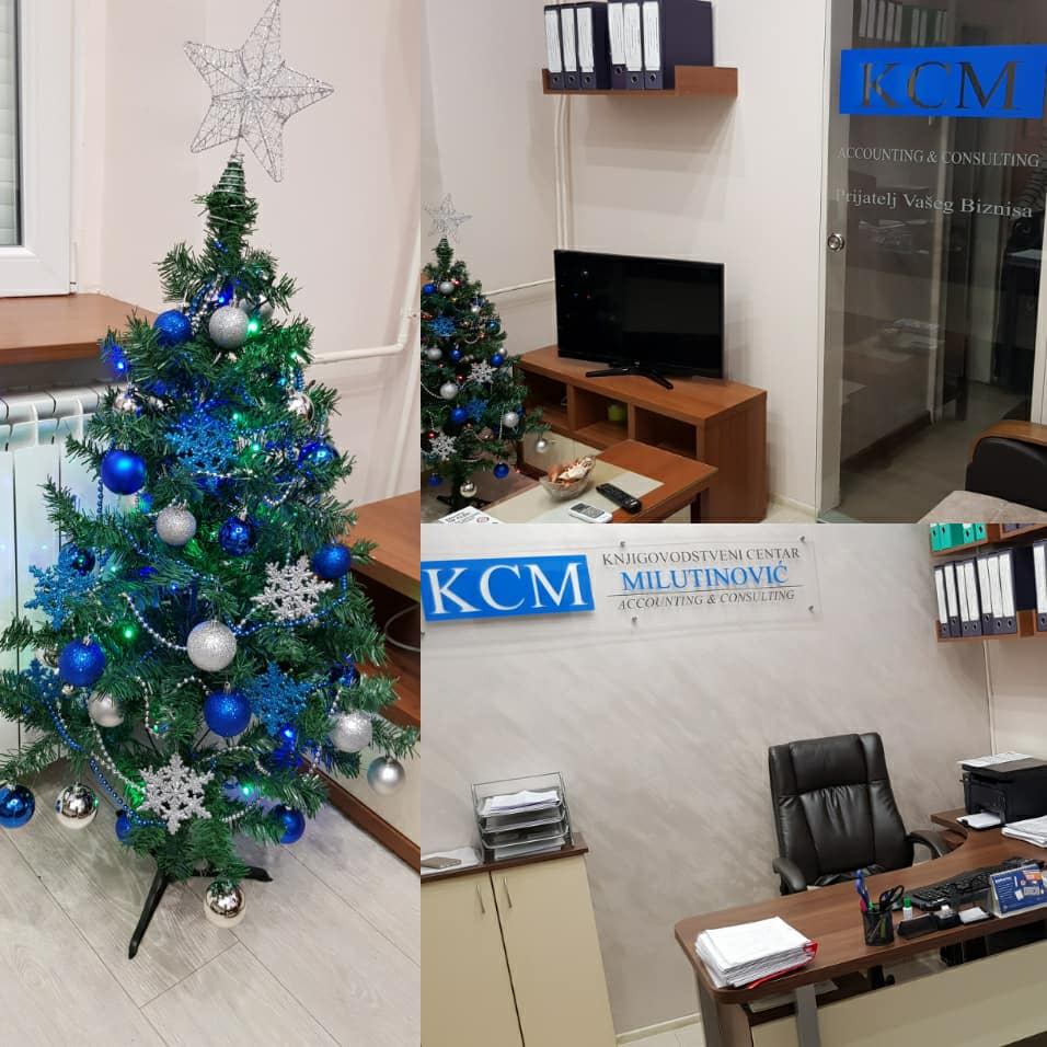 Kraj godine u KCM